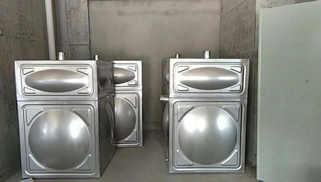 巴中88台1.5立方304不锈钢水箱