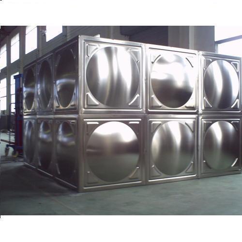 不锈钢水箱施  工  方  案