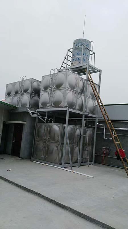 不锈钢水箱群组