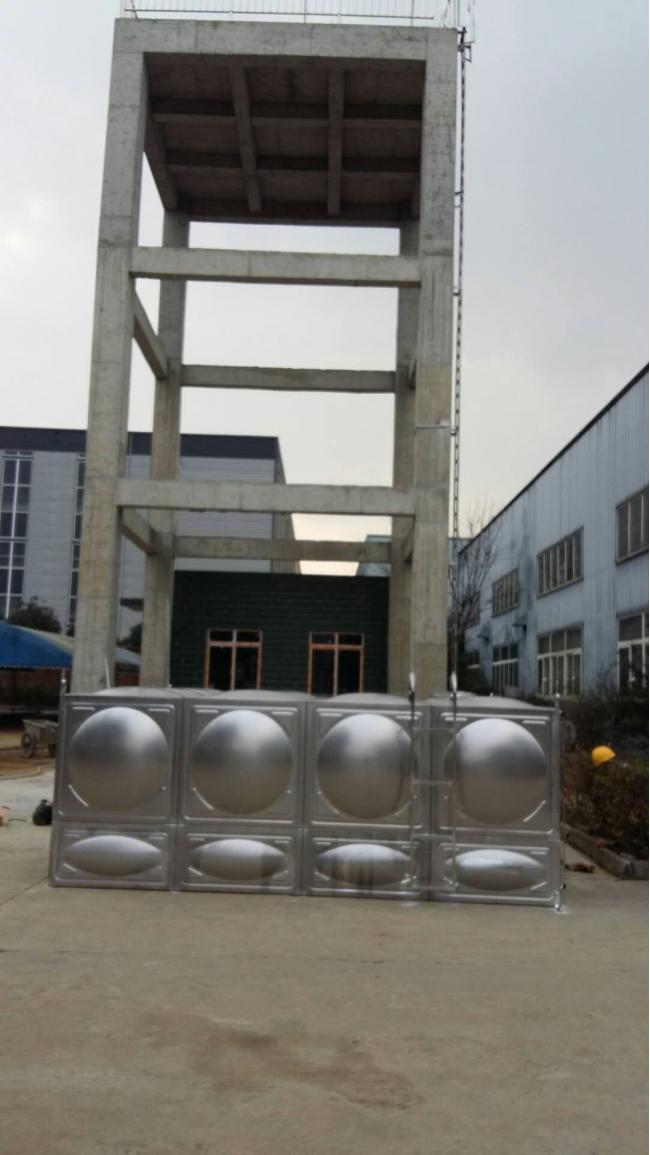 不锈钢水箱基本概况