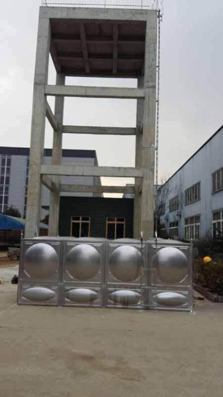 成都名钨科技有限责任公司24立方304不锈钢消防水箱