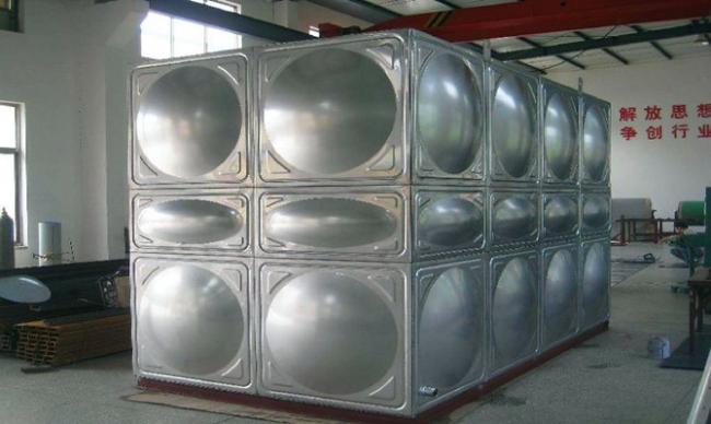 焊接式的不锈钢水箱具备的优势